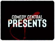 Comedy Central Presents Sign
