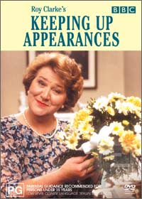 Keeping Up Appearances Cover