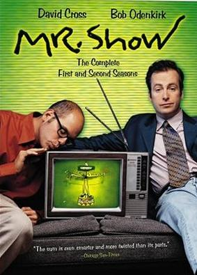 Mr. Show with Bob and David Cover