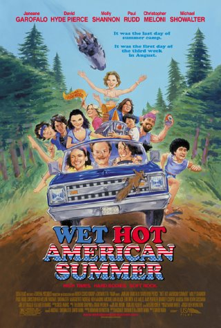 Wet Hot American Summer Cover